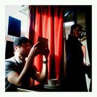 Photo taken at Café Martin by David B. on 3/10/2012