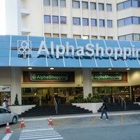 Foto tirada no(a) AlphaShopping por Gilson A. em 4/5/2012