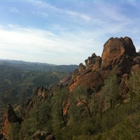 Photo taken at Pinnacles National Park by Garrett D. on 5/2/2012