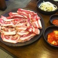 Photo taken at 종로상회 by WangKi K. on 2/15/2012