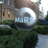 Photo taken at MaRS Discovery District by George K. on 8/22/2012