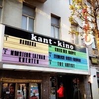 Photo prise au Kant-Kino par Pierre D. le4/14/2012