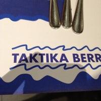 Photo taken at Taktika Berri by Adriano O. on 3/10/2012