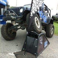 Photo taken at Bantam Jeep Heritage Festival by Todd M. on 8/11/2012