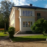 Photo taken at Lasteaed Päkapikk by Urmo T. on 7/9/2012