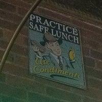 Photo taken at Daly's Irish Pub by Sarah T. on 8/19/2012
