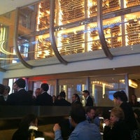 Photo taken at Aureole by Glenn G. on 4/25/2012