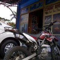 Photo taken at Bali Stingray Diver's by Veronika E. on 8/17/2012
