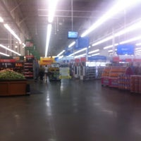 Photo taken at Walmart Supercenter by Elle B. on 9/4/2012