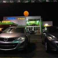 Photo taken at ODaniel Automart Mazda by ODaniel M. on 4/27/2012