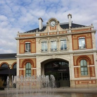 Photo taken at Gare SNCF de Vichy by Sung Eun L. on 9/4/2012