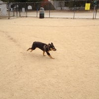 Photo taken at Hermon Dog Park by Danielle C. on 6/9/2012