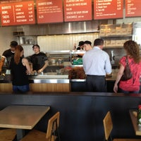 Photo taken at Chipotle Mexican Grill by David L. on 3/28/2012