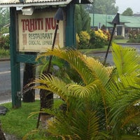 Photo taken at Tahiti Nui by Linda S. on 7/18/2012