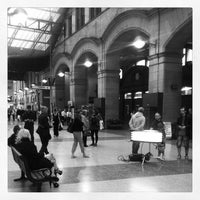 Photo taken at Manchester Victoria Railway Station (MCV) by Pip R. on 8/6/2012