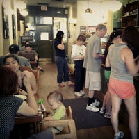 Photo taken at Joyce Bakeshop by Andrew G. on 6/2/2012
