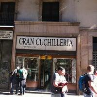 Photo taken at Gran Cuchilleria by Ralph R. on 3/18/2012