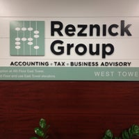 Photo taken at CohnReznick LLP by Aaron H. on 7/19/2012