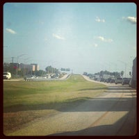 Photo taken at I-4 Exit 74A, SR 482/Sand Lake Road by Dee V. on 4/5/2012
