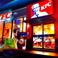 Photo taken at KFC by Wannapat P. on 6/22/2012