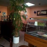 Photo taken at Eiscafé Pizzeria Napoli by massimo p. on 9/1/2012