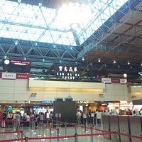 Photo taken at Terminal 2 by Po-chiang C. on 6/17/2012