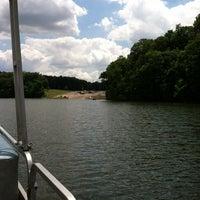 Photo taken at Millcreek Lake by Becky E. on 6/5/2012
