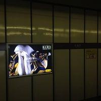 Photo taken at Hanzomon Station (Z05) by zusako on 7/22/2012