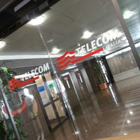 Photo taken at Telecom Italia by Paolo P. on 6/12/2012
