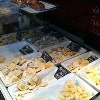 Photo taken at Via Della Pasta by Laure L. on 6/2/2012
