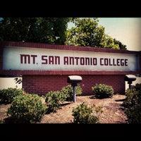 Photo taken at Mt SAC Design Bldg 20 by Skyler M. on 7/12/2012