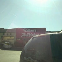 Photo taken at Walkers True Value Hardware by Clint M. on 5/8/2012