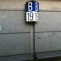 Photo taken at Gate B19 by Basilis K. on 3/19/2012