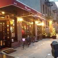 Photo taken at Cafe Bugatti by Nija Mehanovic ADOVIC on 8/14/2012