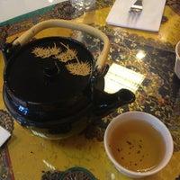Photo taken at Jasmine Tea House by Linda K. on 5/4/2012