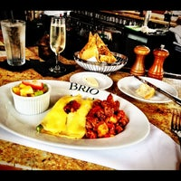 Photo taken at Brio Tuscan Grille by Brad on 4/8/2012