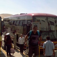 Photo taken at Terrapuerto de Soyuz - Peru Bus by Gustavo Miguel B. on 5/24/2012