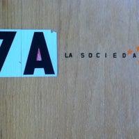 Photo taken at La Sociedad by Victoria C. on 6/18/2012