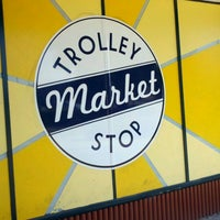 Photo taken at Trolley Stop Market by Nichole on 7/20/2012