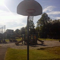 Photo taken at Broadway Park by Shifty S. on 6/15/2012