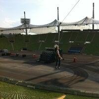 Foto scattata a Zeltdachtour Olympiastadion da Michael M. il 6/23/2012