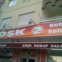 8/7/2012 tarihinde **İLxoY M.ziyaretçi tarafından Köşk Kebap Salonu'de çekilen fotoğraf