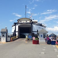 Photo taken at Steamship Authority - Woods Hole Terminal by Travis D. on 7/2/2012