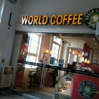 Photo taken at Balzac Coffee by Kepa J. R. on 3/4/2012