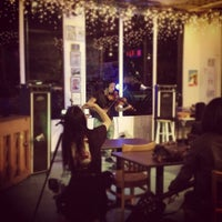 Photo taken at Sunnyvale Art Gallery and Cafe by Jenn N. on 7/6/2012