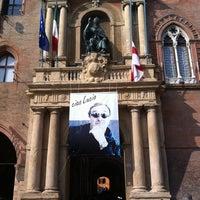 Photo taken at Palazzo d'Accursio - Palazzo Comunale by Giovanni M. on 3/3/2012