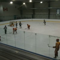 Photo taken at Allyn Arena - Skaneateles YMCA by Pam H. on 2/16/2012