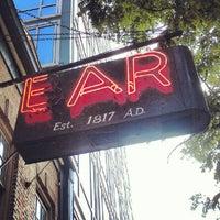 Photo taken at Ear Inn by minty on 8/23/2012