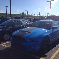 Photo taken at Dorsch Ford Kia by Michelle M. on 9/6/2012