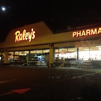Photo taken at Raley's by Jay Z. on 4/6/2012